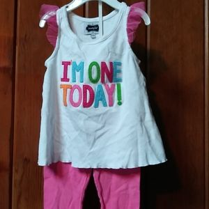 """I'm One Today"" outfit"